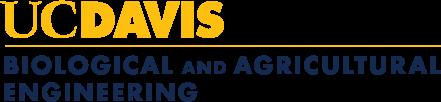 UC Davis Biological and Environmental Engineering logo