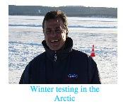 Winter Testing