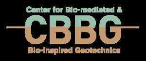 CBBG: Bio-Inspired Geotechnics