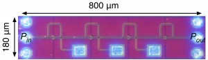 260GHz amplifier with 9.2dB gain in 65nm CMOS process